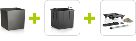 CUBE All-in-One Set includes