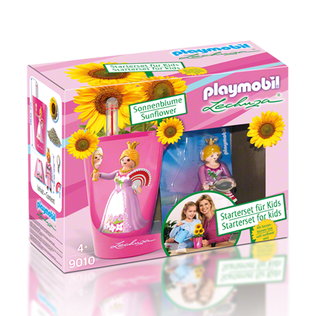 "MINI-DELTINI Starter-Set ""Princess"" All-in-One Set"