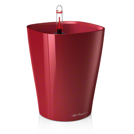 DELTINI scarlet red high-gloss All-in-One Set